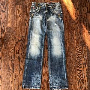 NEW Miss Sixty Jeans Size 25 Distressed Jeans